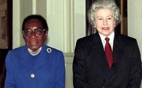 queen and mugabe copy